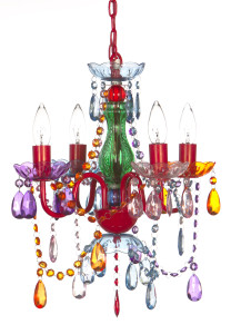 Crystal chandeliers gypsy color sku gysmmc small gypsy chandelier aloadofball Image collections